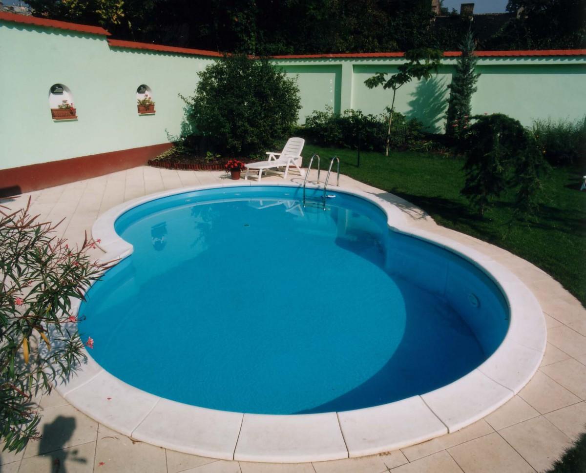 Скиммерный бассейн для дома