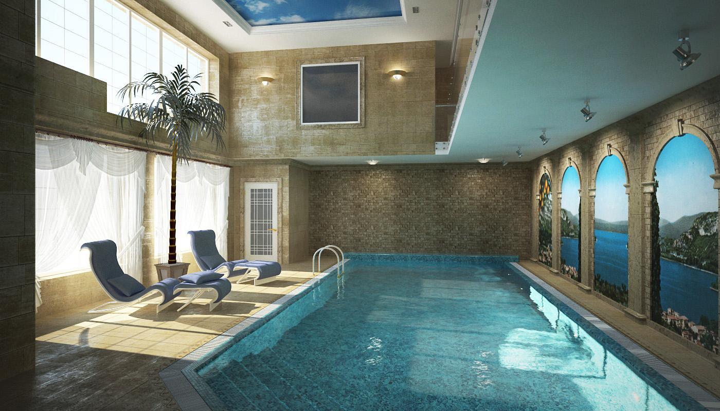 проектирование бассейна