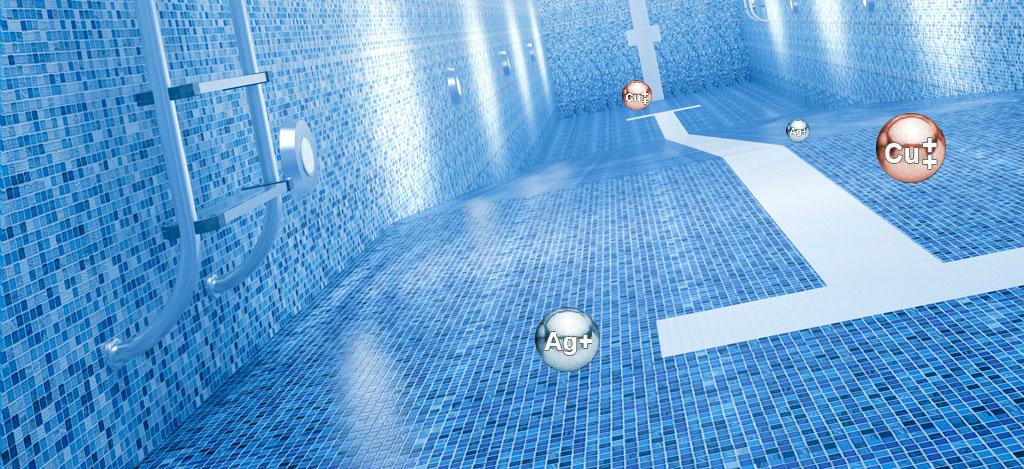 хлор для бассейна